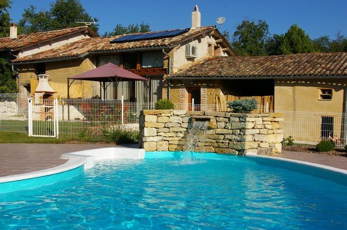 Location vacances Lafrançaise -  Maison - 4 personnes - Barbecue - Photo N° 1
