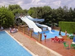 Camping le Pigeonnier, 51 emplacements, 51 locatifs
