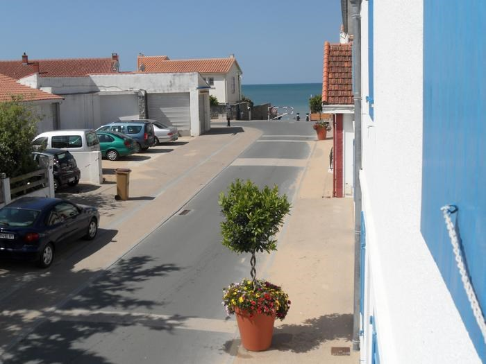 Holiday rentals Longeville-sur-Mer - Apartment - 5 persons - BBQ - Photo N° 1