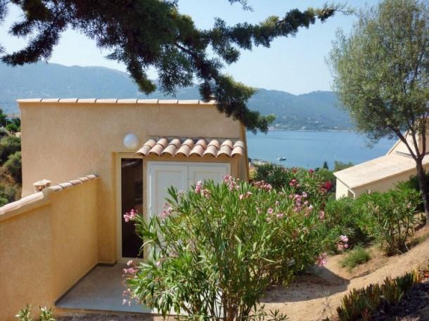 Location vacances Casaglione -  Appartement - 4 personnes - Barbecue - Photo N° 1