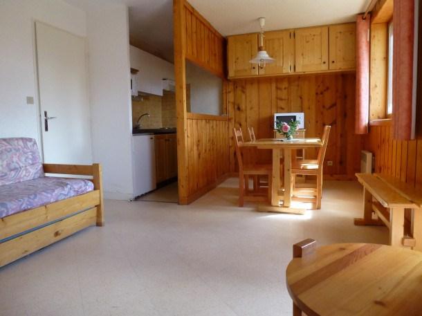 Location vacances Lanslevillard -  Appartement - 5 personnes - Télévision - Photo N° 1