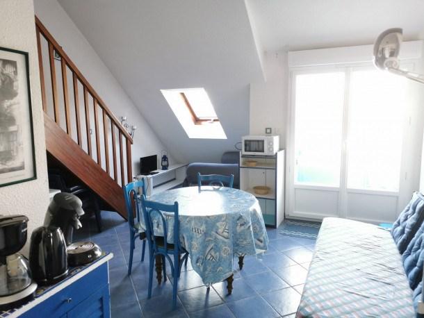Location vacances Concarneau -  Appartement - 3 personnes - Télévision - Photo N° 1