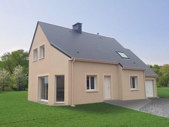 Maison  5 pièces + Terrain 850 m² Croisy-sur-Andelle par Maison Familiale Rouen