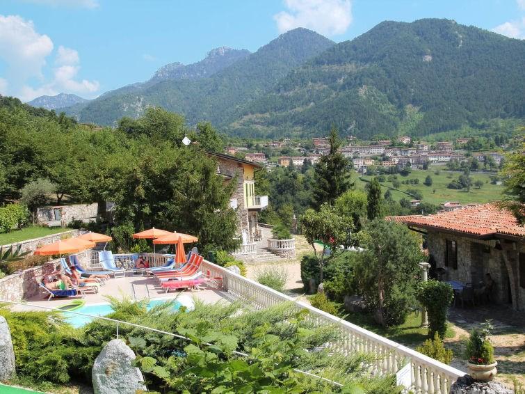 Location vacances Tremosine sul Garda -  Appartement - 3 personnes -  - Photo N° 1