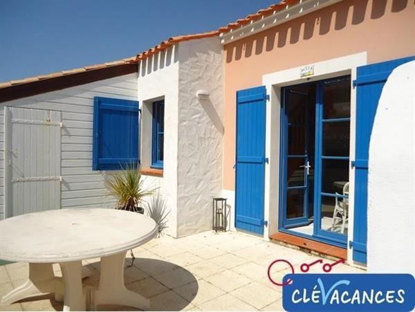 Location vacances Saint-Jean-de-Monts -  Maison - 5 personnes - Terrasse - Photo N° 1