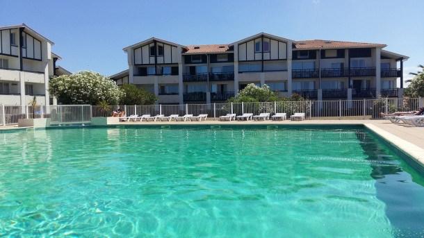 Location vacances Bidart -  Appartement - 4 personnes - Chaise longue - Photo N° 1