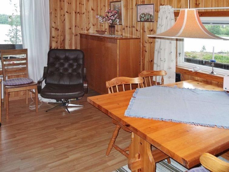 Maison pour 3 personnes à Lögdeå