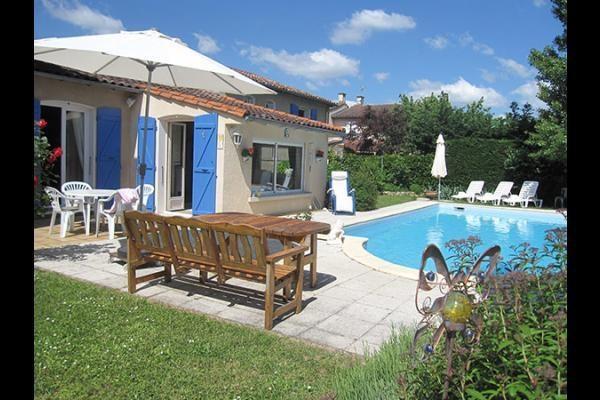 Ferienwohnungen Saint-Juéry - Haus - 8 Personen - Grill - Foto Nr. 1