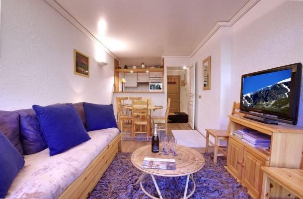 Location vacances Saint-Bon-Tarentaise -  Appartement - 4 personnes - Télévision - Photo N° 1
