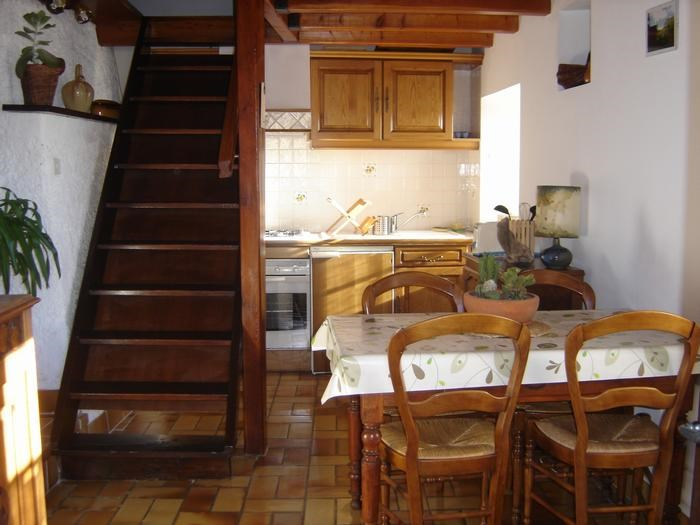 Appartement pour 3 pers., Rocher