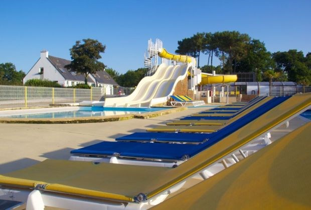 Holiday rentals Carnac - Camping - 10 persons - Outdoor games - Photo N° 1