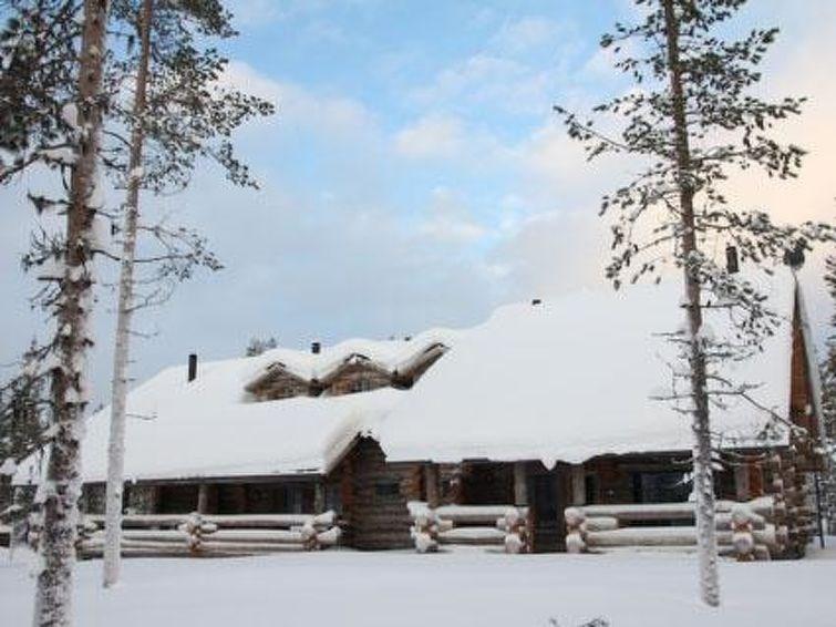 Studio pour 8 personnes à Ylläsjärvi