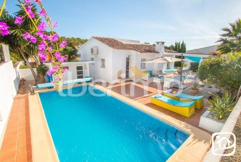 Villa avec piscine à Benissa pour 4 personnes - 2 chambres
