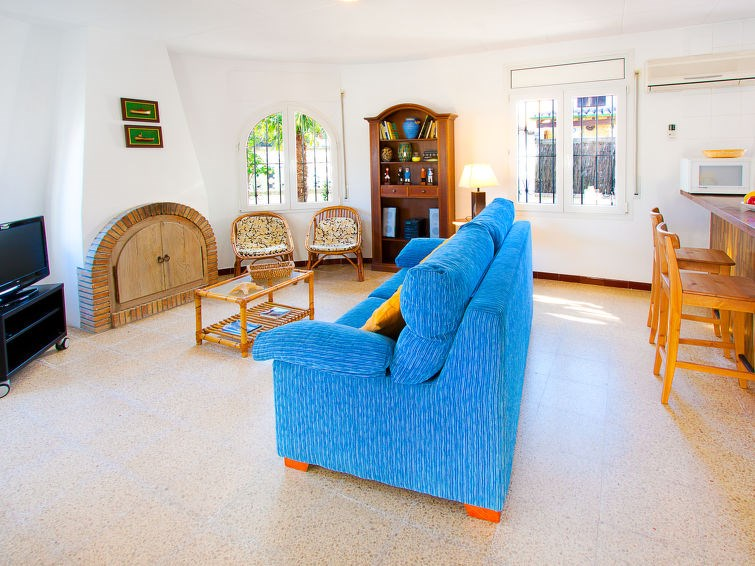 Maison pour 4 personnes à Empuriabrava