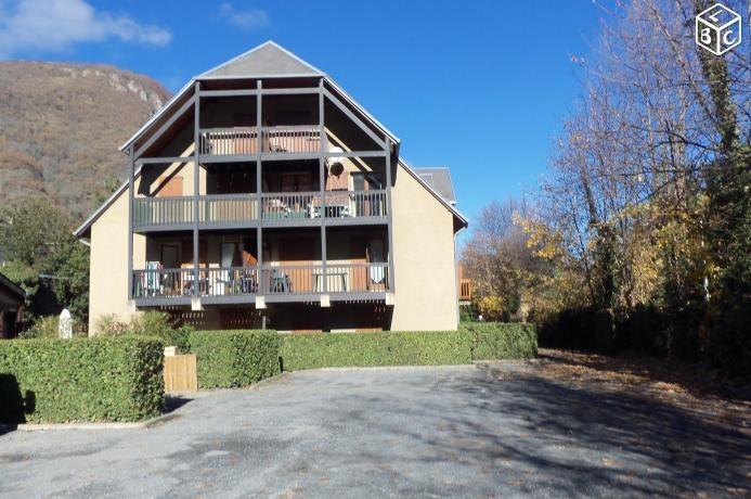 Location vacances Bagnères-de-Luchon -  Appartement - 3 personnes - Chauffage - Photo N° 1