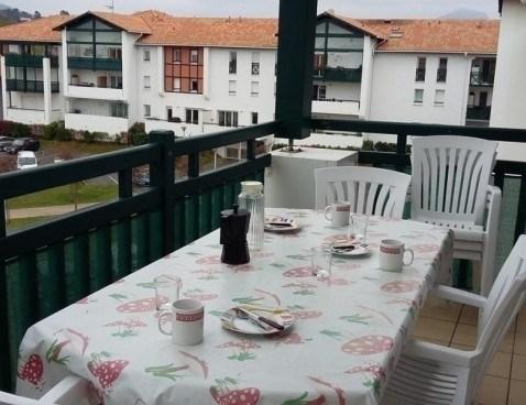 Location vacances Hendaye -  Appartement - 5 personnes - Télévision - Photo N° 1