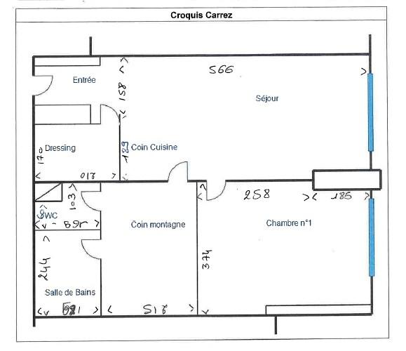 Appartement mont de lans pour 8 personnes 56m2 - Appartement de vacances styleshous design ...