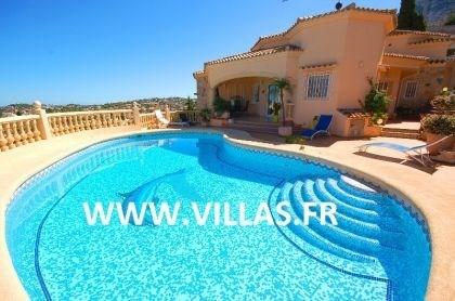 Villa AS Meli - Très belle et agréable villa profitant d'une grande terrasse et de sa piscine privée.
