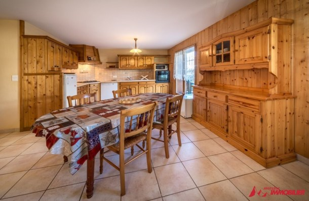 Location vacances Morzine -  Appartement - 6 personnes - Salon de jardin - Photo N° 1