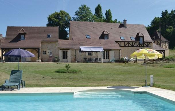 Location vacances Savignac-de-Miremont -  Maison - 8 personnes - Barbecue - Photo N° 1