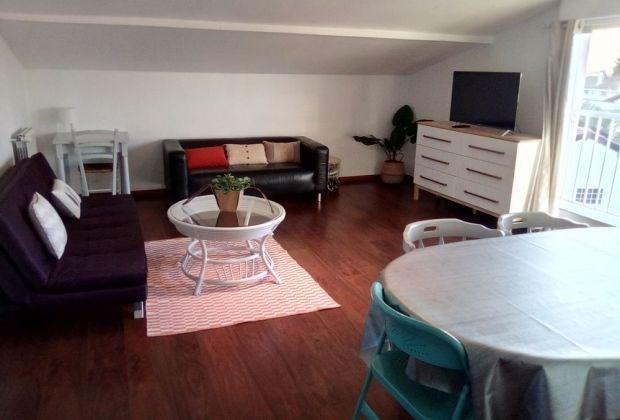 Appartement dans Villa Basque.