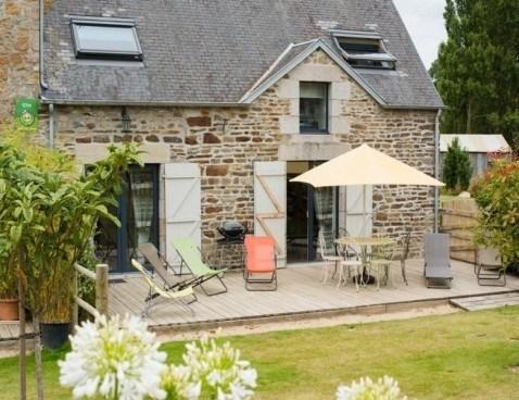 Location vacances Dragey-Ronthon -  Maison - 5 personnes - Barbecue - Photo N° 1