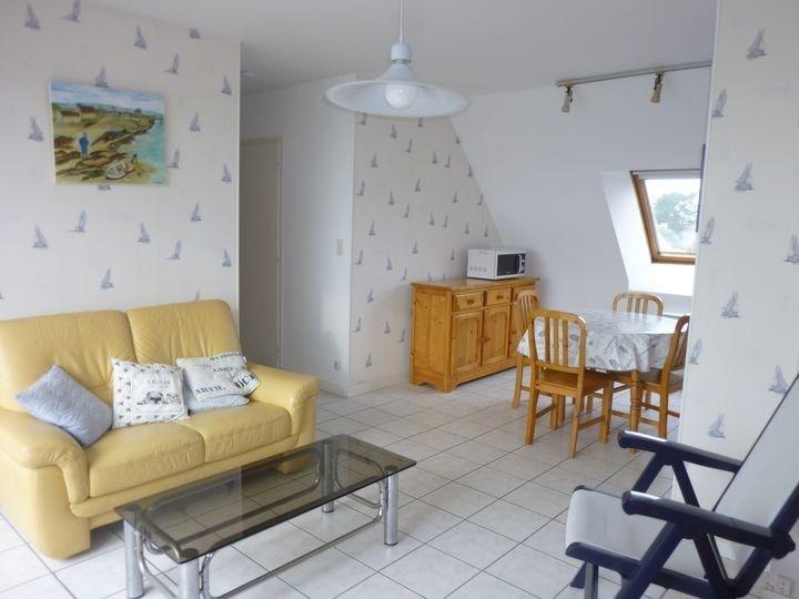 Location vacances Damgan -  Appartement - 4 personnes - Télévision - Photo N° 1