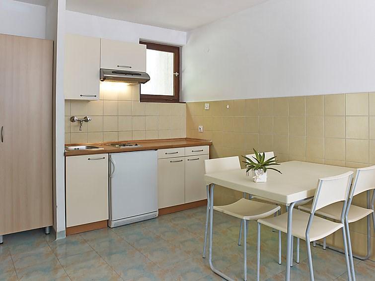 Appartement pour 1 personnes à Strunjan