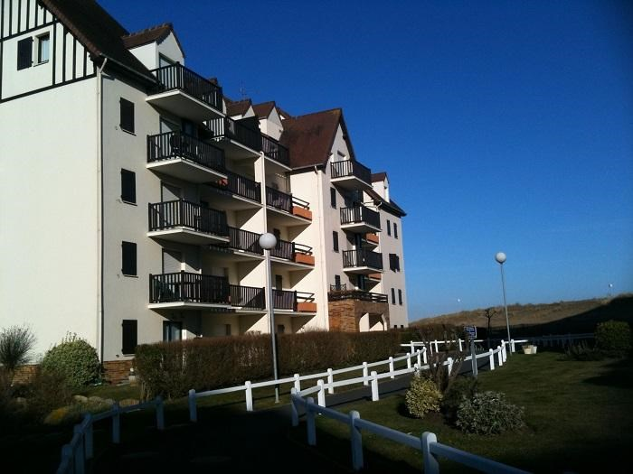 Holiday rentals Cabourg - Apartment - 4 persons - Deck chair - Photo N° 1