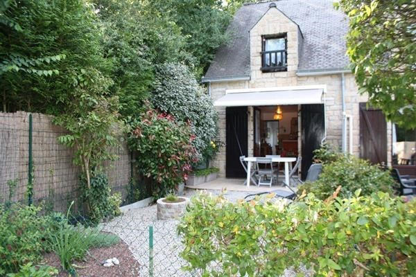 Location vacances Sarzeau -  Maison - 4 personnes - Terrasse - Photo N° 1