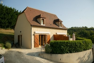 Holiday rentals Sarlat-la-Canéda - Cottage - 6 persons - BBQ - Photo N° 1