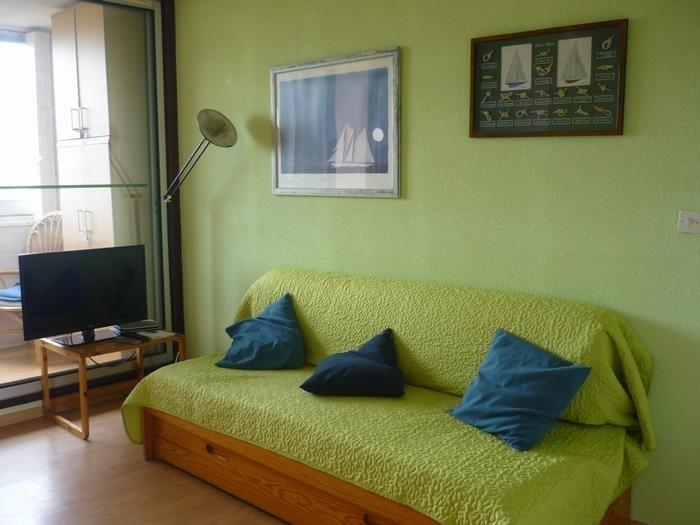 Appartement pour 4 pers. avec parking privé, Narbonne