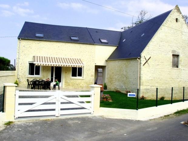 Ferienwohnungen Étréham - Hütte - 10 Personen - Grill - Foto Nr. 1