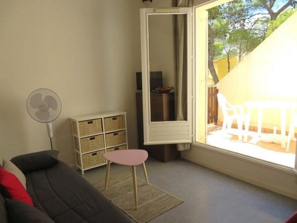 Location vacances Agde -  Appartement - 2 personnes - Four - Photo N° 1