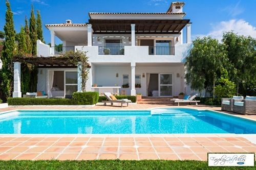 Holiday rentals Benalup-Casas Viejas - House - 8 persons - BBQ - Photo N° 1
