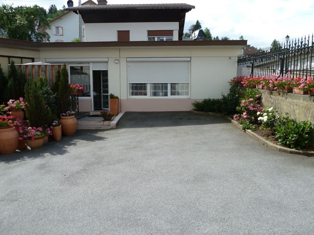 Holiday rentals Gérardmer - Apartment - 2 persons - Garden furniture - Photo N° 1