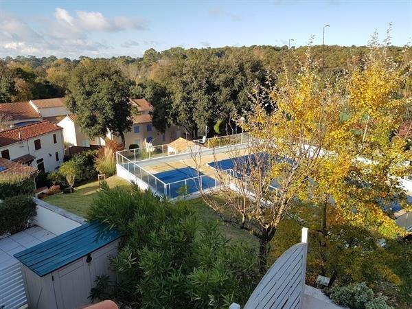 Location vacances Meschers-sur-Gironde -  Maison - 4 personnes - Terrasse - Photo N° 1