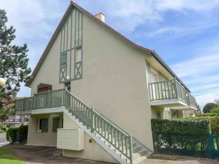 Appartement pour 2 à Cabourg