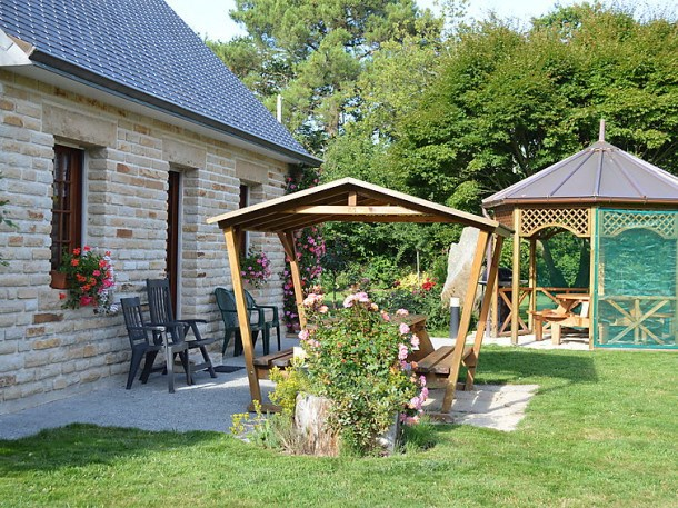 Location vacances Fouesnant -  Maison - 4 personnes - Barbecue - Photo N° 1