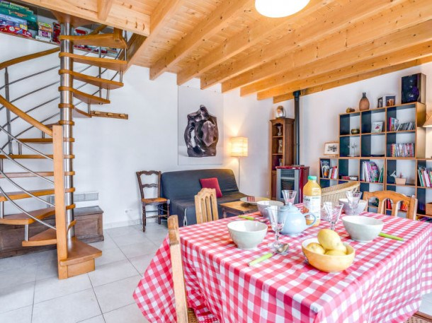 Location vacances Carnac -  Maison - 4 personnes - Barbecue - Photo N° 1