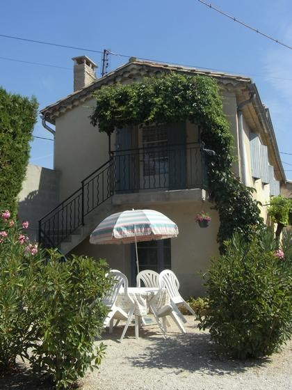 Appartement pour 4 pers., Caromb