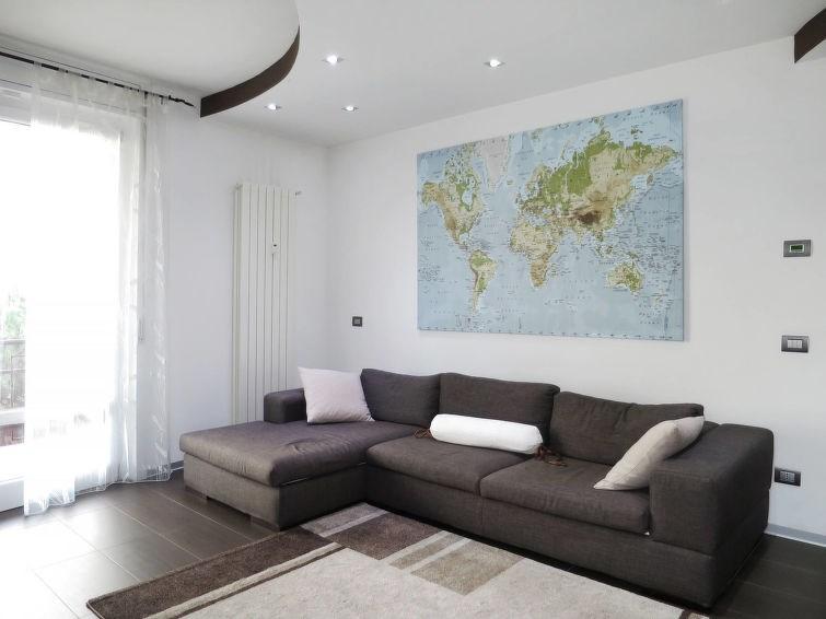 Appartement pour 3 personnes à Nebbiuno