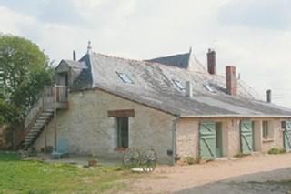 Location vacances Saint-Jean-des-Mauvrets -  Gite - 4 personnes - Barbecue - Photo N° 1