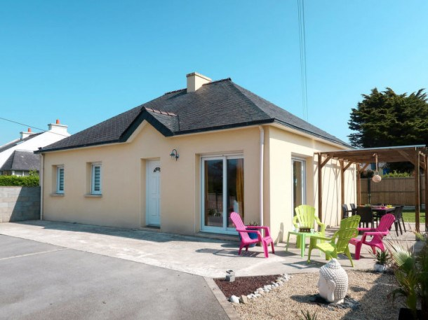 Location vacances Porspoder -  Maison - 6 personnes - Barbecue - Photo N° 1
