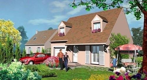 Maison  5 pièces + Terrain 511 m² Lissy par BATICONFORT