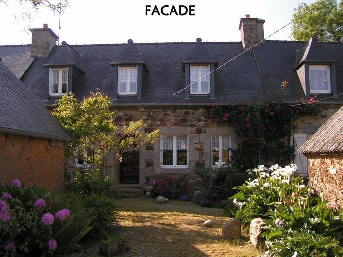 Location vacances Tréguidel -  Maison - 5 personnes - Barbecue - Photo N° 1