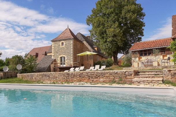 Location vacances Archignac -  Maison - 8 personnes - Barbecue - Photo N° 1
