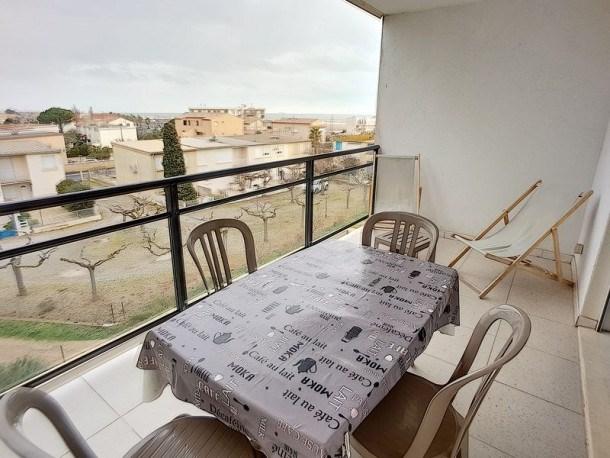 Location vacances Fleury -  Appartement - 2 personnes - Terrasse - Photo N° 1