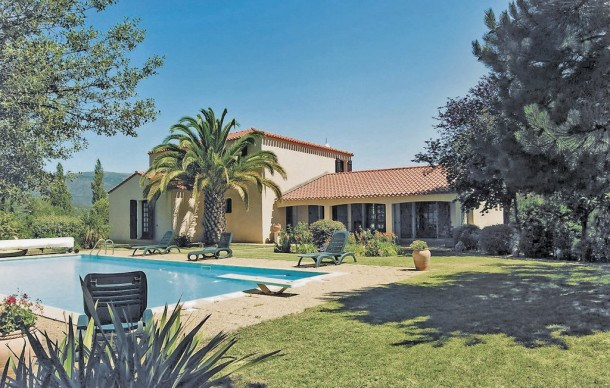 Location vacances Prades -  Maison - 10 personnes - Barbecue - Photo N° 1