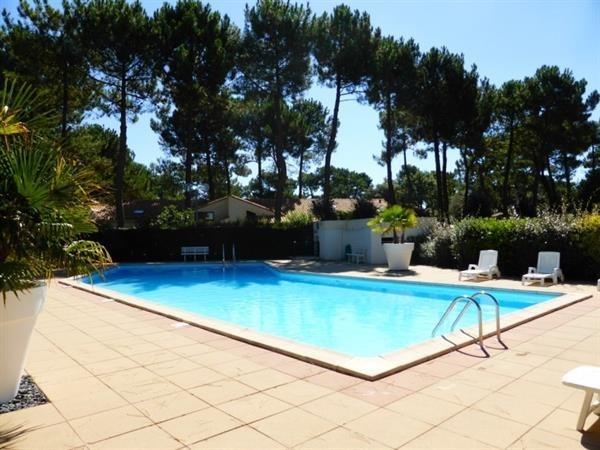 LOCATION VACANCES LA PALMYRE - Maison 4 pers dans résidence avec piscine - Résidence le Hameau de...